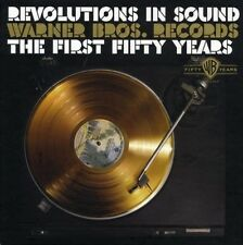 Revolutions in Sound Warner Bros. Records The First 50 Years [Box] 10 CDs