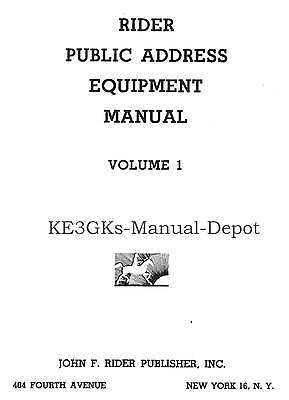 Everybody/'s Radio Manual CDROM PDF Electronics KE3GK