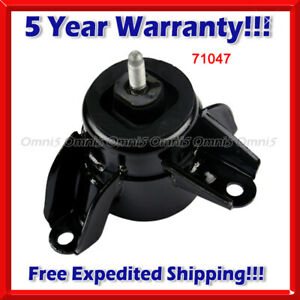 9797 S1606 Fits 2012-2016 Hyundai Accent//Elantra//Veloster Kia Forte//Rio Front Up Motor Mount A71004 EM7062