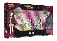 Pokemon Champion's Path Premium Collection - Marnie Presale Oct. 23 2020