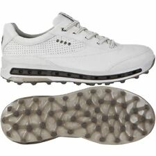 cabc16335b95 ECCO Cool Pro Gore Tex Waterproof Golf Shoes 2018 White black ...