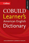 Collins Cobuild Learner's American English Dictionary by HarperCollins Publishers (Paperback, 2016)