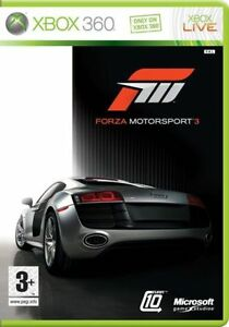 Xbox-360-Forza-Motorsport-3-New-amp-Sealed-Official-UK-Stock