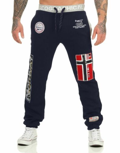 Geographical Norway Herren Jogginghose Hose Sweatpants Trainingshose Sport Myer