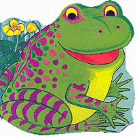 Pocket Frog (Pocket Pals),  - Board book Book - NEW