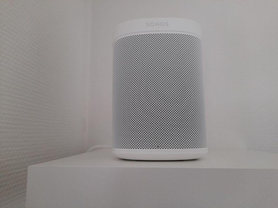 Anden højttaler, Andet, Sonos