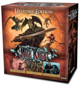 Mage Knight Ultimate Edition Juego De Mesa