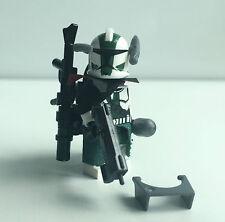 "Lego Star Wars Figur Clone Commander ""Gree"" + TOP Custom Equipment"