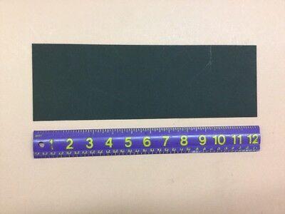 "3//32/"" BLACK KYDEX PLASTIC SHEET .093/"" X 12/"" X 24/"" HAIRCELL FINISH"