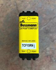 Cooper Bussmann Low-Peak CubeFuse TCF100