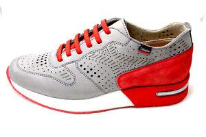 Chaussures adaptᄄᆭes aux Callaghan Sneakers Roio pieds 91306gris hommesparfaitement pour u31cTFlKJ