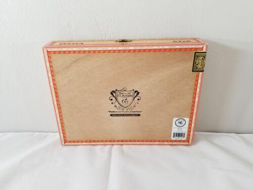 Pulita Aniversario Empty Cigar Box
