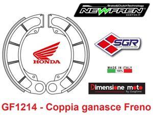 GF1214-1-Coppia-Ganasce-Freno-Posteriori-SGR-per-HONDA-VF-750-CH-dal-1987