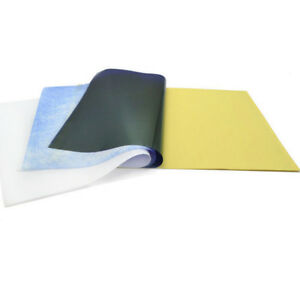 10-Pcs-Tattoo-Stencil-Transfer-Paper-Thermal-Carbon-Tracing-Copier-Kit