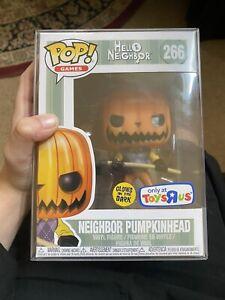 Funko-Pop-Hello-Neighbor-Pumpkin-Head-GITD-TRU-Exclusive