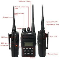 Walkie Talkie Puxing PX-UV973 UHF/VHF Duplex-Cross-Band Repeater FM 2-way Radio