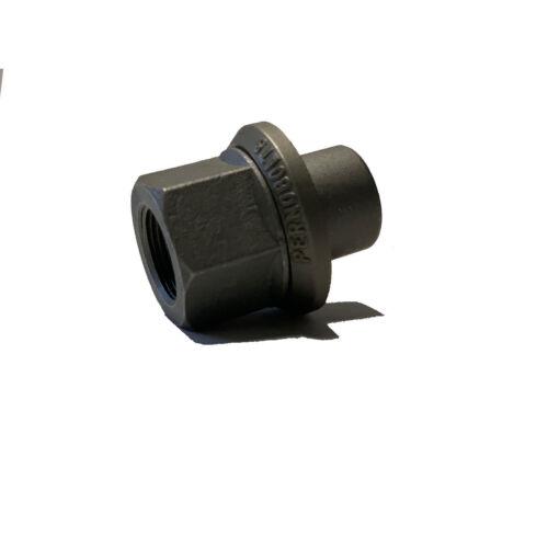 19 mm SLEEVE FLANGE NUT 22-1.5 HEX 33mm SLEEVE DIAM 26 mm Same as 201.3032