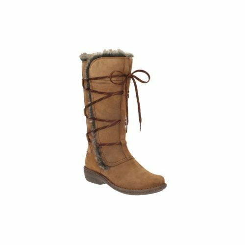 Clarks Avington Hayes Hayes Hayes Bronceado Combi Gamuza Cálidas botas para mujer Talla 5D Reino Unido  ahorre 60% de descuento
