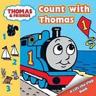 Thomas & Friends Count with Thomas by Egmont UK Ltd (Board book, 2010)