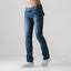 Dark Wash Mens Crosshatch Straight Leg Fit Denim Jeans /'Newport New/'