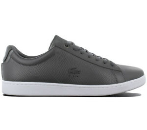 48812cecfc101 Lacoste Carnaby Evo 417 2 Spm Leather Men s Shoes Sneakers Casual ...
