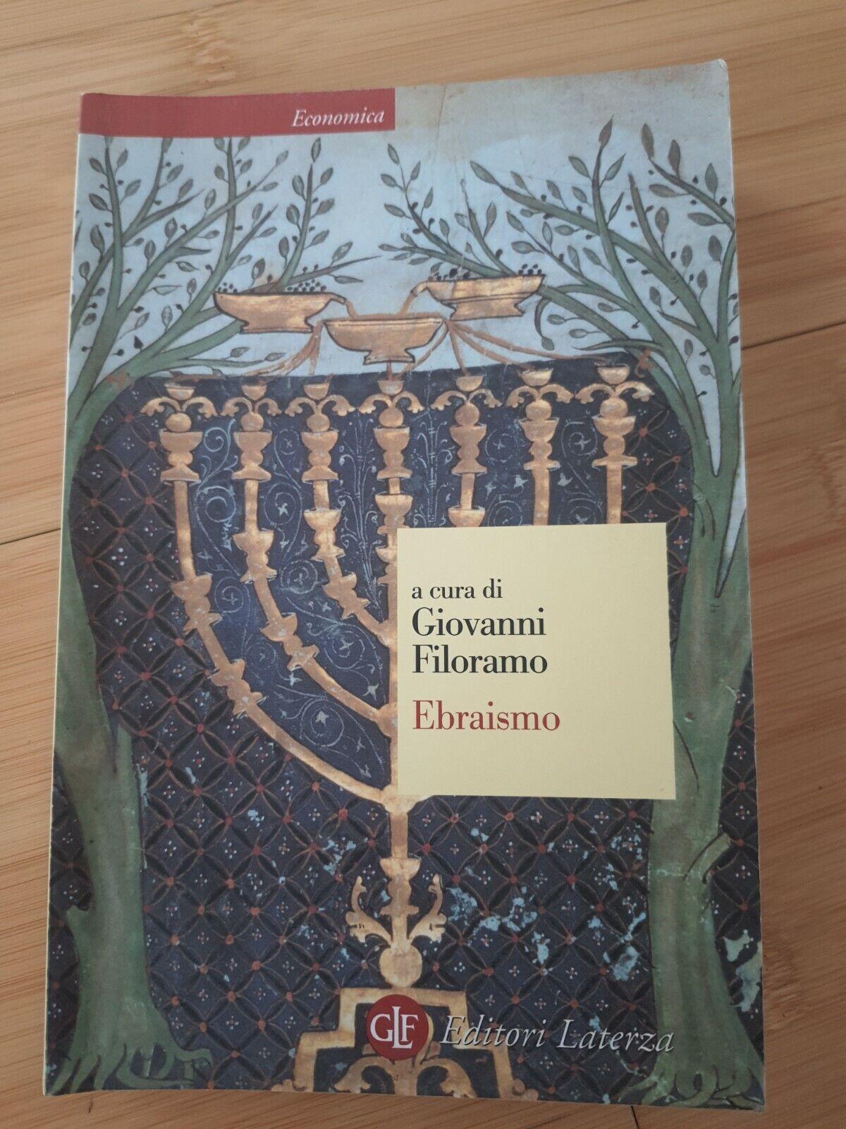 Ebraismo - a cura di giovanni filoramo