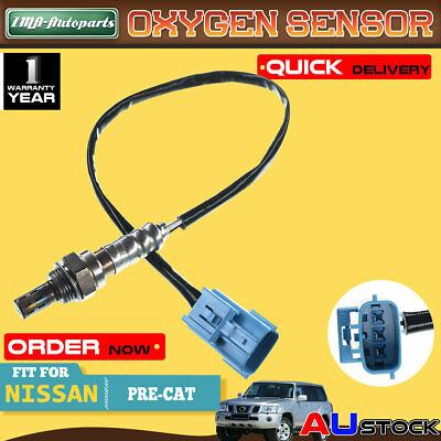 2x New PEC Oxygen Sensor For Nissan Patrol Pulsar Y61 N16 Hatch 4.8L 1.8L TB48DE