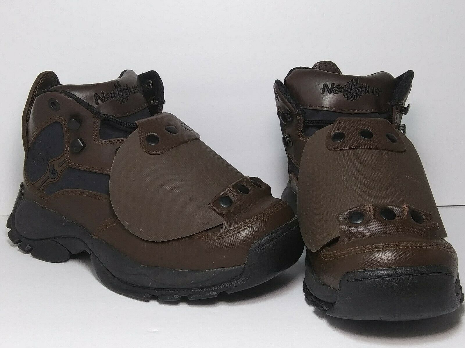 Nautilus ERGOFLEX Umpire shoes Wide Mid Top Base Ball Mens US Size 8 1 2 M