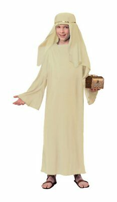 Adult Extra Large Size Biblical Times Wise Man Ivory Costume