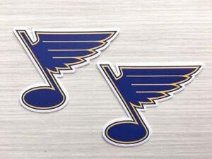 St Louis Blues NHL Decal Sticker Car Truck Window Bumper Laptop