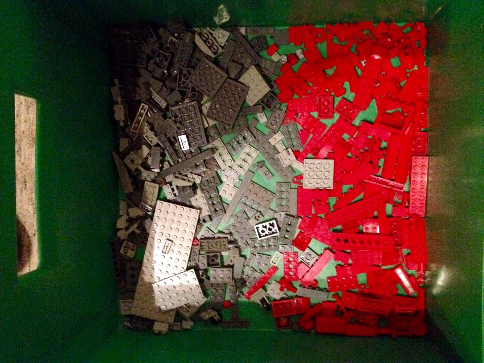 Lego und Legotechnik Konvolut mit vielen Sonderteilen + Spiel Creationnary 3 KG+