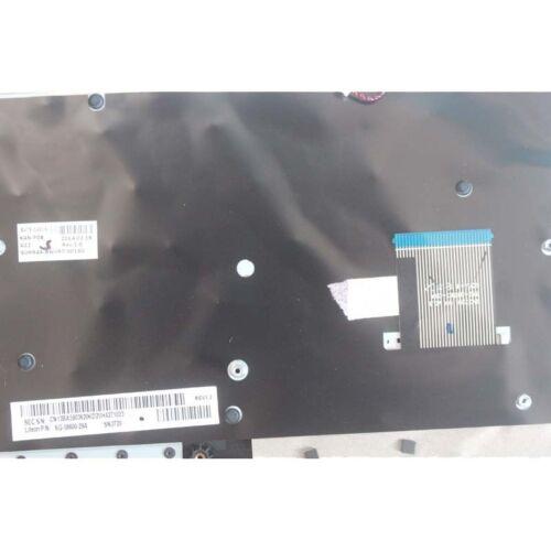 Latin Keyboard for Samsung NP470R4V NP370R4E NP370R4V NP450R4E NP450R4V NP470R4E
