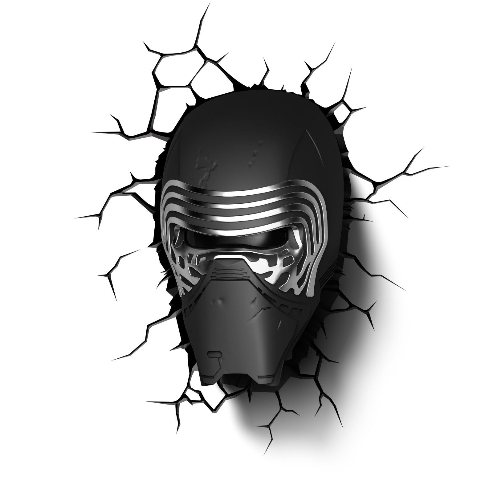 3D FX Star Wars Kylo Ren Wall Night Light