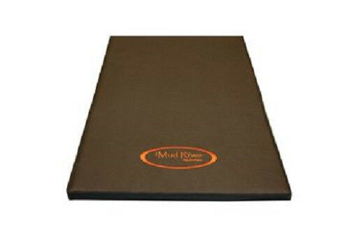 XL//Jumbo Mud River Crate Cushion Brown