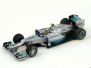 Spark Modèle 1:43 S3043 Vainqueur Mercedes Amg W03 # 8 Chinois Gp 2012 - Rosberg Nouveau