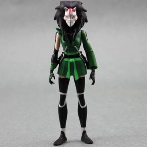 4.5 INCHES DC UNIVERSE YOUNG JUSTICE CHESHIRE PROTOTYPE FIGURE FX94