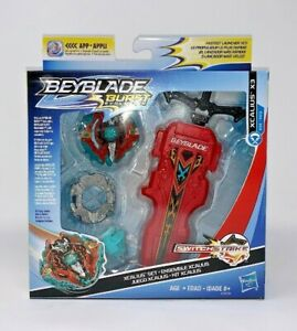 Beyblade-Burst-Evolution-Xcalius-X3-Fast-Launch-Spins-Right-Brand-New