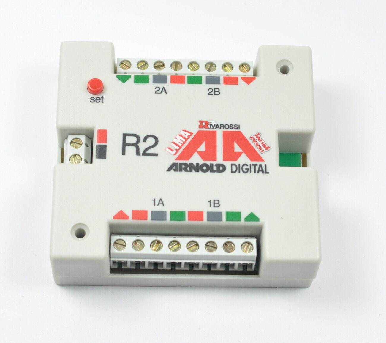 Anold 86260 circuito Módulo R 2 pista n nuevo + embalaje orig.