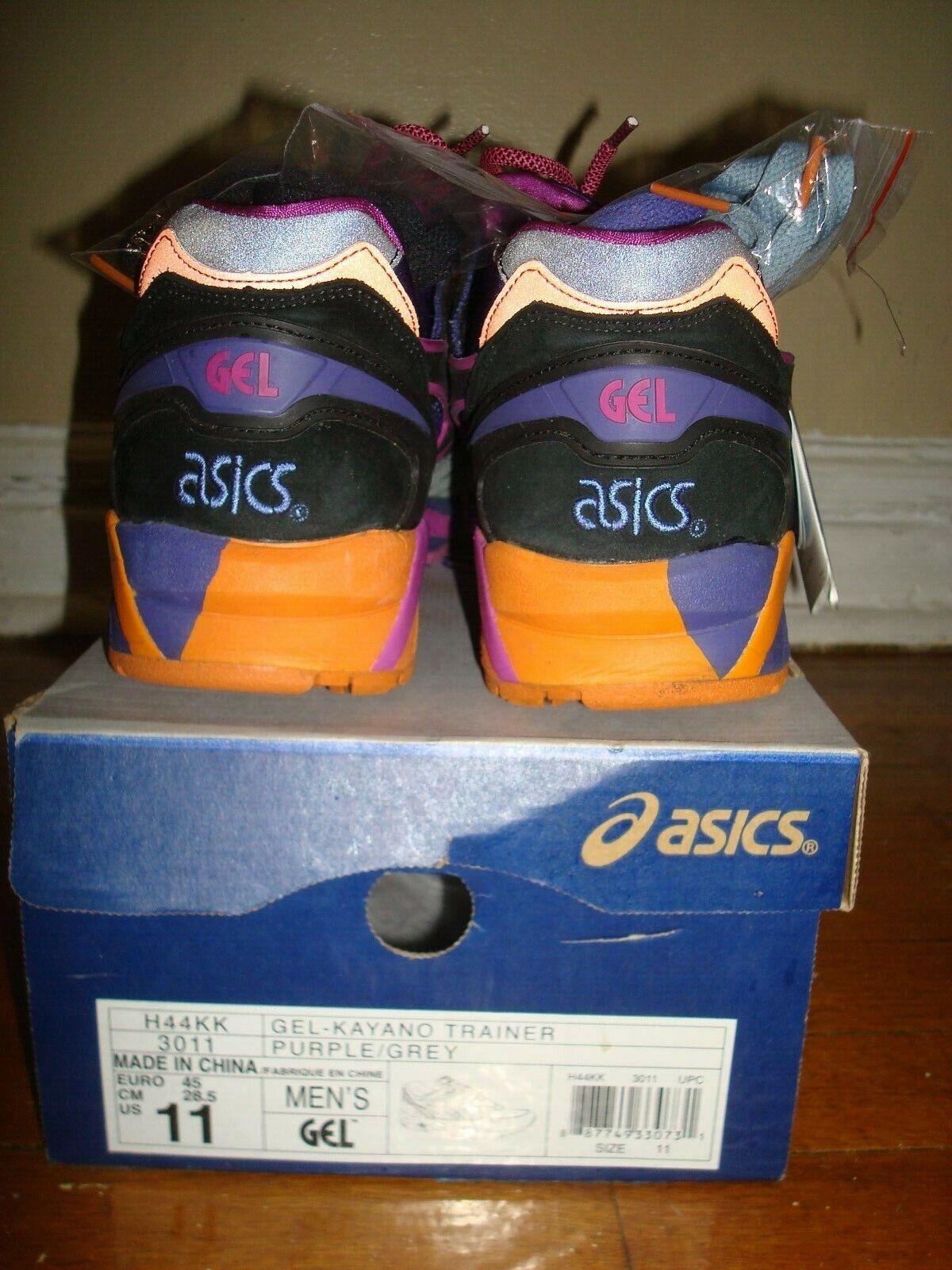 Packer scarpe x Asics Asics Asics Gel Kayano Traine  Teaneck Pt 2    US 11  grigio 9aea00