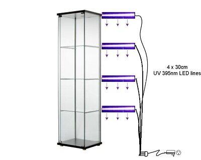 Led Lights For Gl Display Cabinets