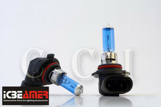 55w Super White Xenon Upgrade HID High//Low//Fog//Side Light Headlight Bulbs