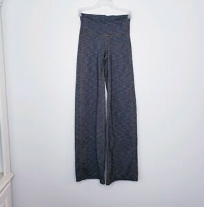 athleta chaturanga size xxs wide leg workout pants