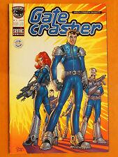Gate crasher N° 1 du 10/2000- Black Bull éditions SEMIC C.O.M.I.C.S. comics