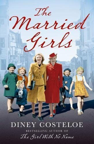 1 of 1 - The Married Girls by Costeloe, Diney 1784976148 The Cheap Fast Free Post