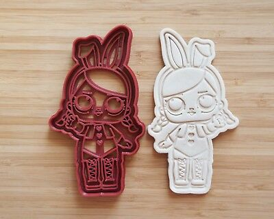 Teacher/'s Pet Cookie Cutter LOL Dolls Cookie Cutter