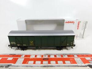 CF752-0-5-Maerklin-H0-AC-PMS-63-08-48580-Postwagen-65-857-NEM-KK-TOP-OVP