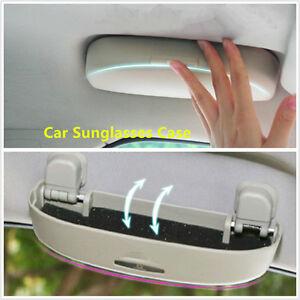 116fc100ec La imagen se está cargando Popular-Gafas-de-sol-coche-Estuche-Soporte-Gafas-.  Imagen no disponible No hay fotos para ...