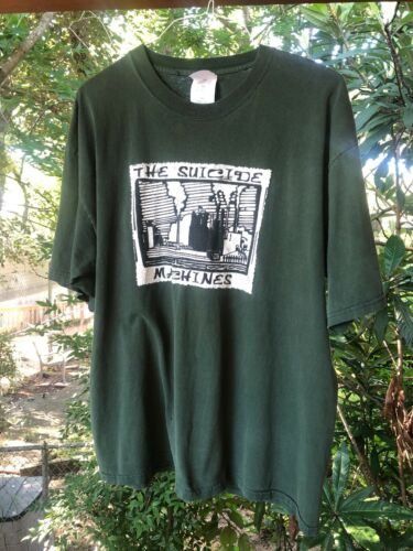 suicide machines shirt Xl Gildan Ultra Cotton