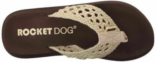 Rocket Dog Spotlight 2 Women's Natural Sandal Natural Women's Stapelton Cotton 366afa