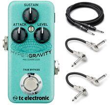 New TC Electronic HyperGravity Mini Compressor Guitar Pedal! Hyper Gravity!!